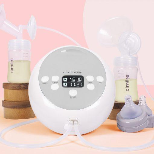 Máy hút sữa chuyên dụng bệnh viện Cimilre S6 Plus